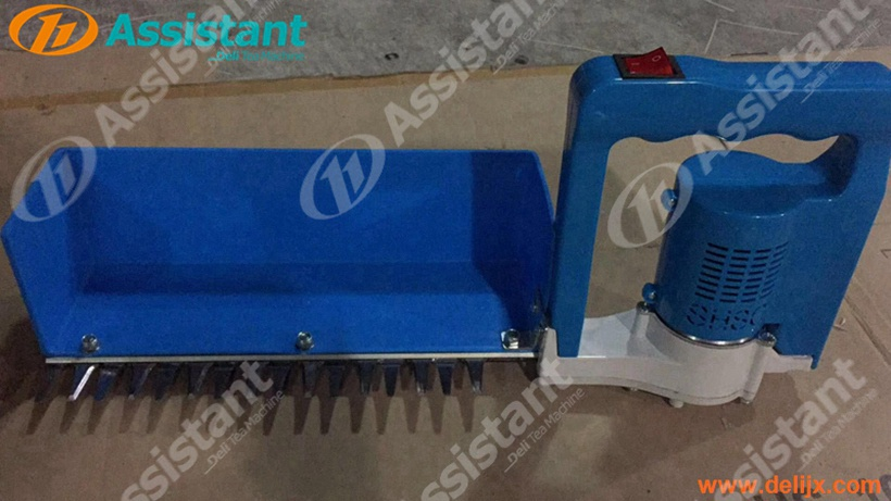 Electric Battery Operated Tea Plucking Harvestering Machine China Manufacturer 4CD-35