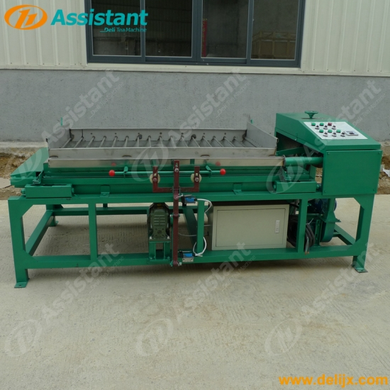 Strip Niddle Type Tea Shaping Machine, Strip Bar-type Tea Carding Machine